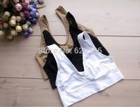 Fashion Women Ladies Sexy Lace Racer Back Push Up Seamless Bra Underwear 80pcs/lot supply