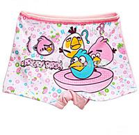 Wholesale Cotton Girls Panties Birds Underwear Briefs Underpants Kids Cartoon Shorts Pants Boxer
