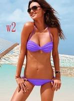 New Models 5 colores Hot Sex Bikini Young Girl Swimwear Push up Black Womens Swimwear Beach Swimsuit Suit SML Bikini
