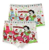 Wholesale Modal Girls Panties A Snow White and the Dwarfs Underwear Briefs Underpants Kids Cartoon Shorts Pants Boxer