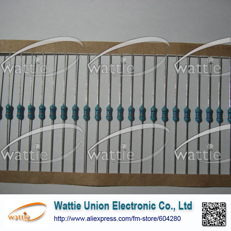 Резистор Wattie 0R47 1/6W 0.47r 1000 /1 1/6W 0.47R 1% 0 1