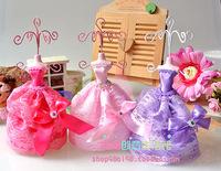 Buy wholesale birthday wedding gift in return / jewelry rack / earring rack / Lace Control 8029