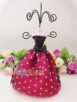 The new model jewelry rack / jewelry rack / palace little snow princess dress skirt 81080