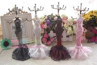 Small wholesale jewelry princess continental shelf model / bright flash beautiful sexy evening dress XF2