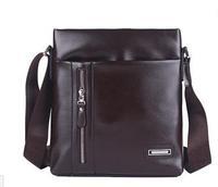 Free Shipping 2014 Men Messenger Bag Leather Shoulder Bag New Arrival  Morer #464