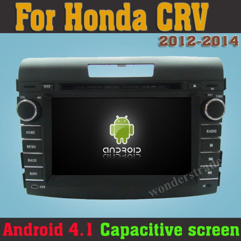Автомобильный DVD плеер Kecheng 100% Android 4.1 DVD GPS Honda CRV /+ + жертвуя пешкой dvd