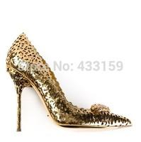 Туфли на высоком каблуке Toe