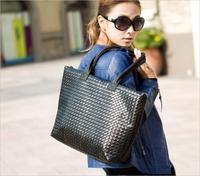 2014 new arrival Europe and America Popular fashion match PU women leather handbag shoulder women messenger bags women handbag
