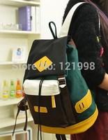 New Vintage Floral Ladies Canvas Bag School Bag Backpack  BP-005