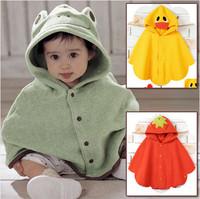 baby cloak cape cloak newborn blankets Cartoon Animal Baby Cloak Long Sleeve Boy Gril Coat Poncho Cute Outerwear Cape
