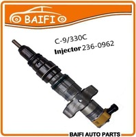 Hot Sale!Brand New Fuel Injector OEM 236-0962 For Caterpillar CAT 330C Injector 10R-7224 Engine C-9