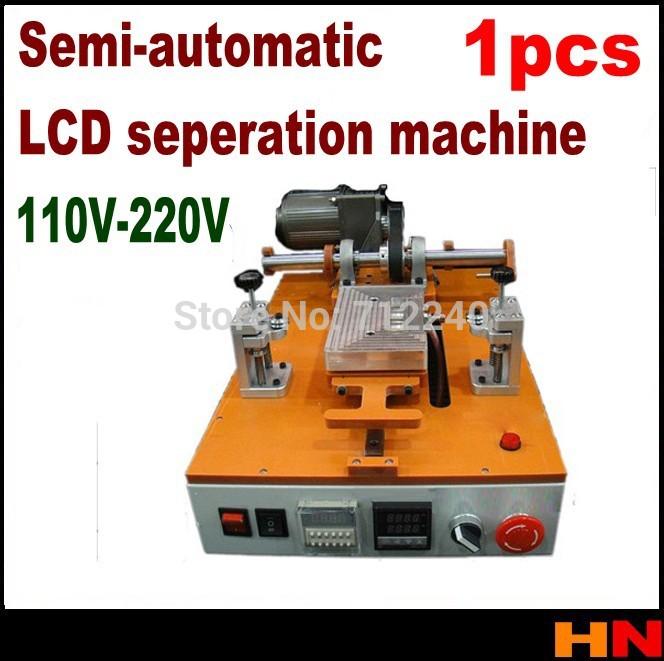 1pcs semi - automatic Professional LCD Separator Machine, without Vaccum pump,screen repair machine.cellphone refurbishment(China (Mainland))