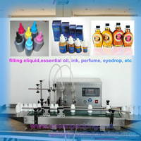 HOT!! automatic bottle filling machine for small business