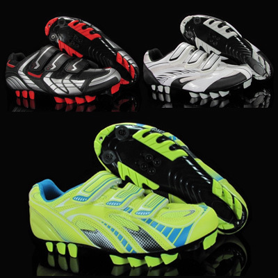 Crivit mountain bike shoes bicycle clipless MTB shoes self-locking sneaker SPD shoes(China (Mainland))