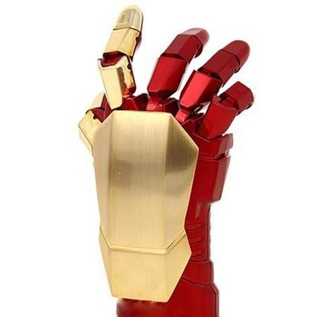 Hot ! new Cartoon Fashion Avengers Iron Man Metal usb flash drive 8GB 16GB 32GB 64GB USB 2.0 Flash Memory Stick Drive pen drive(China (Mainland))