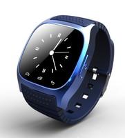 Hot M26 Smart Watch Rwatch Bluetooth watch Handfree calling Message display Intelligent terminal partner 230mAh Multi Languages
