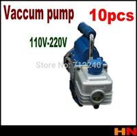 10pcs Vaccum pump 110v 220v for automatic LCD Separator Machine Lcd Touch Screen Repair Machine