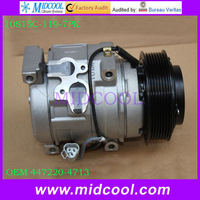 10S15C auto air compressor FOR Toyota Fortuner OEM 447220-4713