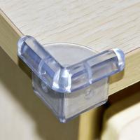 hot Komi collision angle baby transparent child crash bar baby corner bumper protective 4