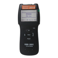 D900 CANBUS OBD2 Live PCM Data Code Reader 2014 Version D900 CANBUS Code Reader EOBD2 D900 Code Reader
