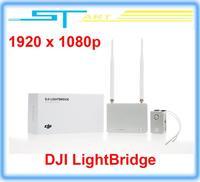 2014 DJI Lightbridge 2.4GHZ Wireless Transmitter Receiver FPV HDMI for GoPro Hero3 Drone DJI Phantom 2 Vis boy toy Free Shipping