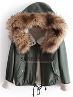 Женская одежда из шерсти SUNFASHION Blend outer14100301