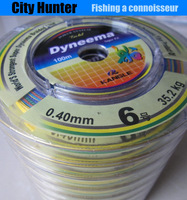 2014 Time-limited Special Offer River Mainline 5 Color 100m*10 Pieces Dyneema Lure Pe Fishing Line 4 Braided Wire Free Shipping