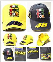 2014 New MotoGP Rossi 46 Ducati Baseball Motorcycle Hat Sports Racing Car Cap