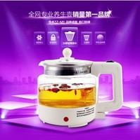 Zhuo statue Genuine multi-functional health pot thicker glass health pot integrated health pot care