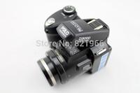 2014 New 16MP HD D3000 Digital Camcorder Camera Wide Angle Lens 16x Optical Telescope Lens 1pcs/lot DHL Free shipping