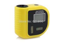 Handheld LCD Laser Point Ultrasonic Distance Measurer Rangefinders Meter Range Finder Tape #130175