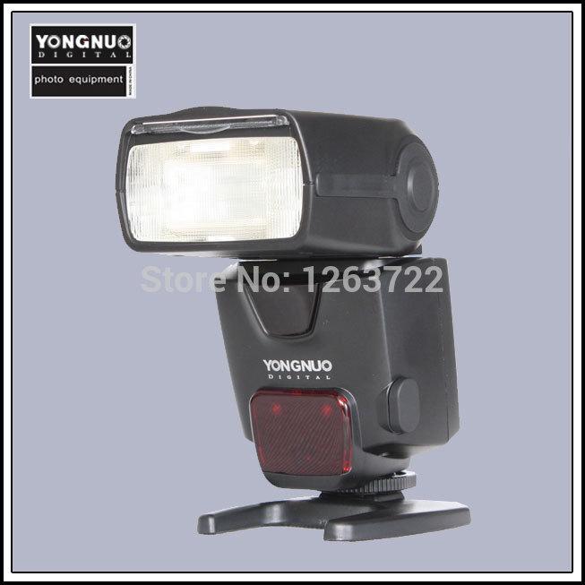Yongnuo YN-510EX YN510EX Wireless Slave Flash Unit for Canon 650D/T4i 600D/T3i 550D/T2i 500D/T1i 450D/Xsi 400D/Xti 350D 1100D(China (Mainland))