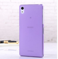 Hot!New Colorful Z2 Case 0.3mm Ultra Thin Plastic Back Case for Sony Xperia Z2 D6503 L50W PC Matte Phone Cover Housing Free Ship