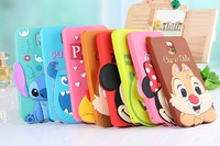 Cute Minnie Mouse Mickey Mike Design Silicone Case for Samsung Galaxy Note 3 N9000 Phone Cover