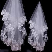 Свадебная фата 2015