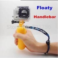 Hot sell GoPro Bobber Floating Handheld Stick Floaty Grip Stabilizer Bobber for GoPro Hero3+/Hero3/Hero2/1
