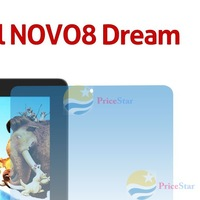 PriceStar Clear LCD Screen Guard Shield Film Protector for 8 Ainol NOVO8 Dream Tablet PC Worldwide free shipping