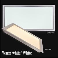 2pc led panel light 300x300 8w free shipping