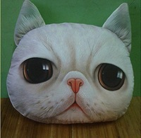 The cat picture pillow Creative pillow random color 30X40CM Free shipping