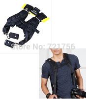 Neck Strap Double Dual Sling Shoulder Neck Strap belt for SLR DSLR Camera Lens Binocula