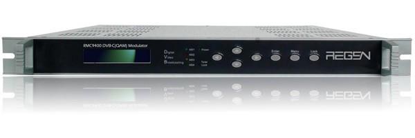 RMC9400-S2 Single-Channel DVB-C QAM Modulator with multiplexing DVB-S DVB-S2 Tuner input(China (Mainland))