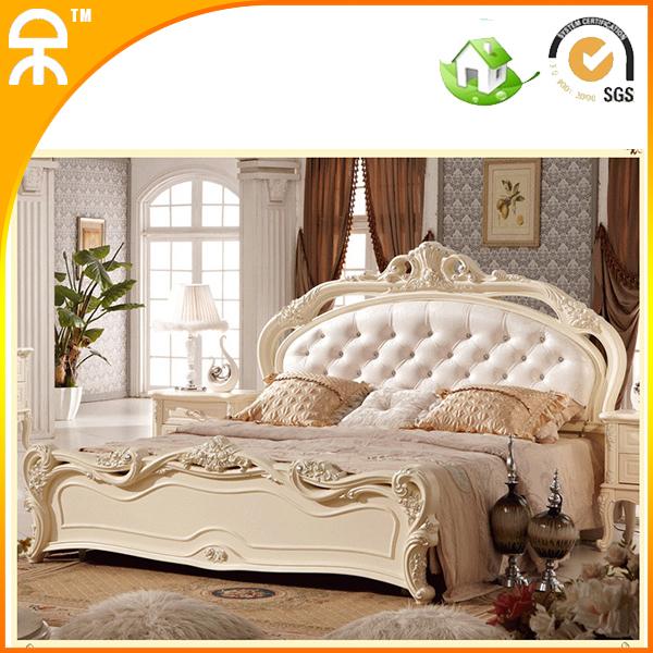 39 en bois massif tissu cuir meubles lit chambre king size ensemblesjpg - Chambre A Coucher Lit King Size