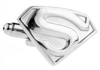6 pairs/lot  Superman Cufflinks - Groomsmen Gift - Men's Jewelry,  Free Shipping