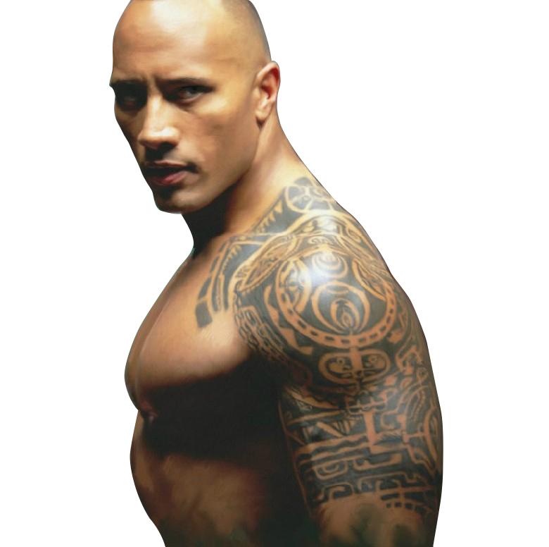 temporäre-tattoos-große-ein-halb-schulter-arm-gefälschte-transfer ...