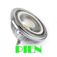 AR111 led lamp 9W COB g53 spot light es111 111mm AC110V-240V white High power CE&ROHS by DHL 20pcs