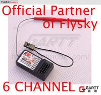 Freeshipping 5PCS/LOT FS FlySky FS-T6 / FS T6 2.4G 6 Channels Receiver