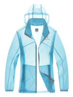Hillsonwind Women Breathable Skin Windcoat Sport coat  3530