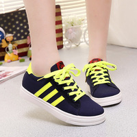 2014 summer sports shoes Women's shoes Net shoes N word sneakers Camouflage gump shoes