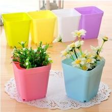 plastic flower pot promotion