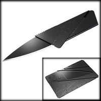 by DHL or EMS 1000 pieces Cardsharp knife Credit Card pocket folding safety knifes